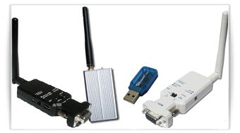 serial wireless adapters
